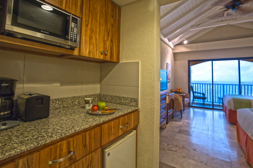 Jr. Suite Kitchenette