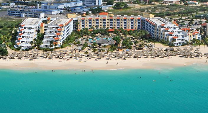 Resorts Managed by Royal Resorts Caribbean